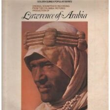 LAWRENCE OF ARABIA Original Soundtrack Recording LP 13 Track Mono Pressing Popul