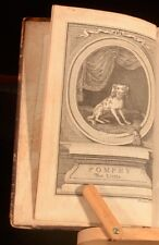 1751 History of Pompey the Little Adventures of a Lap Dog Francis Coventry