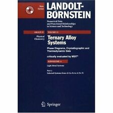 Selected Systems from Al-Cu-Fe to Al-Fe-Ti (Landolt-Bornstein: Numerical Data an