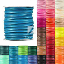 1 Roll 170/80/40M Korea Waxed Cotton Cord Thread Jewelry Beading 1/1.5/2/3mm