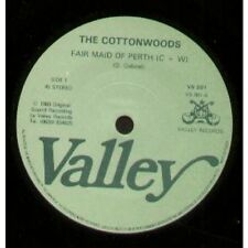 "COTTONWOODS Fair Maid Of Perth 7"" C And W B/w Folk (vs001) UK ISSUE PRESSED IN F"