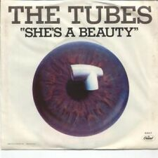 """TUBES She's A Beauty 7"""" B/w When You're Ready To Come In Different Pic Sleeve (b"""