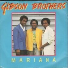 "GIBSON BROTHERS Mariana 7"" B/w All I Ever Want Is You (wip6617) Pic Sleeve UK Is"
