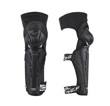 Oneal PARK FR Carbon Look Knee protector black Downhill MTB Knee Protector