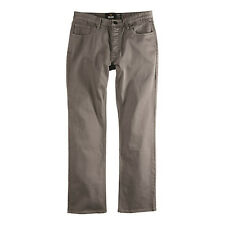 EMERICA Skateboard Pants HSU STRAIGHT DENIM DARK GREY