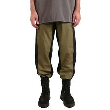 AUTHENTIC YEEZY SEASON 3 JOGGER PANT GREEN Sz S M KANYE WEST PABLO NO CALABASAS