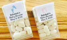 tic tac baby shower favors
