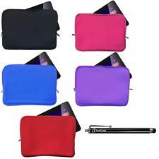 Neoprene Sleeve Case Cover Pouch fits HP ElitePad 900 / 1000 / 1000G + Stylus
