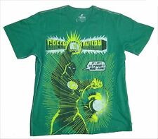 DC Comics Trunk LTD Green Lantern Power Is Mine Green T Shirt New Official