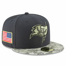 New Era Tampa Bay Buccaneers Fitted Hat - NFL