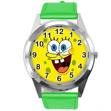 SPONGE BOB SQUARE PANTS WATCH SPONGE OUT OF WATER  CARTOON MOVIE FILM UK