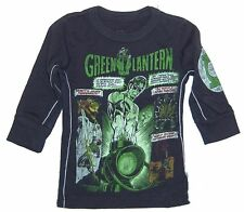 DC Comics Trunk LTD Green Lantern Phantoms Infant Baby Black T Shirt New
