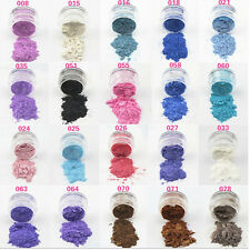 Colorful Makeup Tool Powder Pigment Mineral Glitter Shimmer Eyeshadow Palette