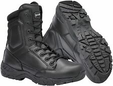 MAGNUM VIPER PRO 8.0 LEATHER WATERPROOF BOOTS SIZE UK 3 - 14 MENS TACTICAL BLACK