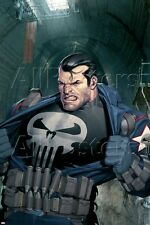 Marvel Extreme Style Guide: Punisher Poster