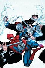 Marvel The Amazing Spider-Man No.547 Cover: Spider-Man Poster
