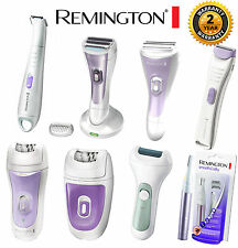 Remington Lady Shavers / Bikini Trimmer / Ladies Epilator / Pedicure / Brow Kit