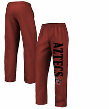 San Diego State Aztecs Fanatics Branded Sideblocker Fleece Pants - NCAA