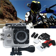Waterproof HD 1080P Sport Cam Action Camera Camcorder Mini DV+Parts for Gopro