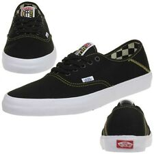 VANS Authentic SF Classic Sneaker Shoes Surf Siders Do shoes ANHJV black
