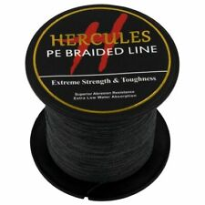 Hercules Strong Braid Green Spectra PE Dyneema 100M-2000M 6lb-300lb Fishing Line