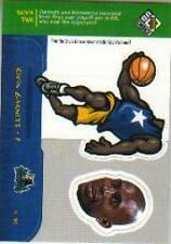 1998-99 UD Choice Mini Bobbing Heads #16 Kevin Garnett - NM-MT