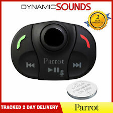 Parrot Portable Bluetooth Mobile Phone Handsfree Car Kit / Remote Control Pad