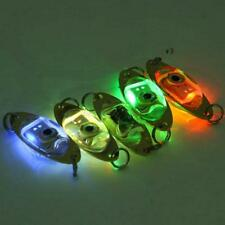 Flash Fish Lure Light Lamp LED Deep Drop Underwater Eye Shape Fishing Squid