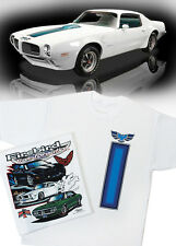 Pontiac Firebird Transformation T-Shirt - Trans Am T/A 67 68 69 70 71 72 2002