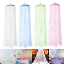 Vogue Round Lace Insect Bed Canopy Netting Curtain Dome Mosquito Net 250*900cm