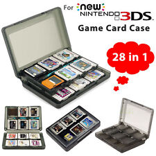 28 in 1 Game Card Case Holder Cartridge Box for Nintendo DS 3DS XL LL DSi MT New