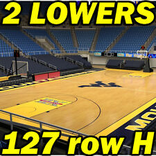 2 LOWERS: Oklahoma Sooners @ West Virginia Mountaineers BASKETBALL 1/18 127rowH