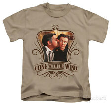 Juvenile: Gone With The Wind - Kissed Apparel Kids T-Shirt - Sand