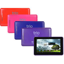 """Trio Stealth Pro 7 7"""" 8GB Android 4.1 WiFi Tablet Cortex A9 1GHz 512MB  w/Camera"""