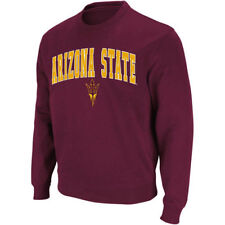 Arizona State Sun Devils Stadium Athletic Arch & Logo Crewneck Sweatshirts