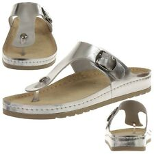 Rohde Riesa Ladies Tythes Renner Shoes 5804 89 Antishock silver