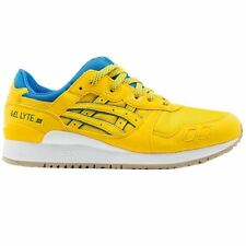 Asics Gel-Lyte III Yellow Mens Trainers