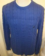 NEW NAUTICA Mens Sweater Crewneck   L NWT