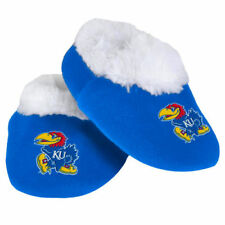 Kansas Jayhawks Infant Bootie Slipper - Royal Blue - NCAA