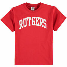 Rutgers Scarlet Knights New Agenda Youth Arch T-Shirt - Scarlet - NCAA