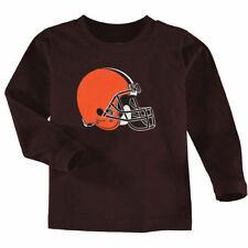 Cleveland Browns Outerstuff Toddler Team Logo  T-Shirt - Brown