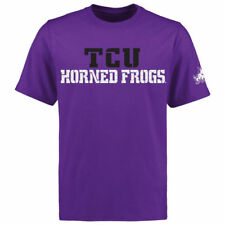 TCU Horned Frogs Liberty T-Shirt - Purple - NCAA