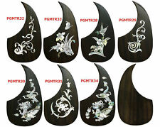 Acoustic Classical Guitar Rosewood Rightside Pickguard PGMTR28-34