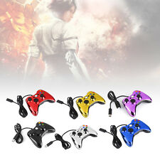 New USB Wired Gamepad Controller For Microsoft for Xbox 360 for Windows 7 lot L2