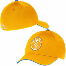Denver Nuggets Adidas Team Nation Logo Flex Headwear
