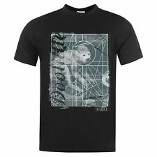 Official Mens Pixies T Shirt Summer Casual Short Sleeve Crew Neck Tee
