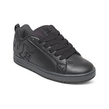 DC Skateboard Shoes COURT GRAFFIK SE BLACK