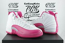 DS Nike Air Jordan 12 XII Retro GG Valentines Day Pink 510815-109 Youth Girls