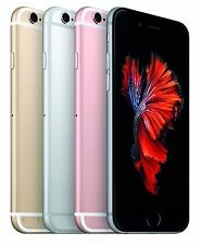 """Apple iPhone 6s 6- 16/64/128GB GSM """"Factory Unlocked"""" Smartphone All Colors ES9P"""
