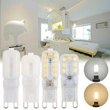Newest G9 2835 SMD 14/22 LED 3/5W PC Scrubs Shell 110V/220V White Light Bulb